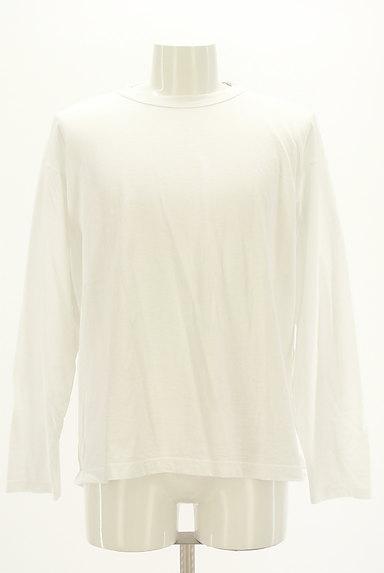 45r(45アール)の古着「バックポイントポケットベーシックロンT(Tシャツ)」大画像1へ