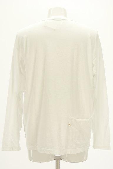 45r(45アール)の古着「バックポイントポケットベーシックロンT(Tシャツ)」大画像2へ
