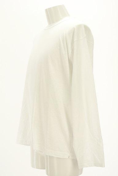 45r(45アール)の古着「バックポイントポケットベーシックロンT(Tシャツ)」大画像3へ