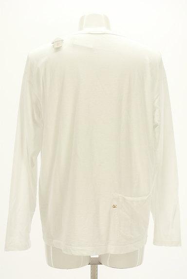 45r(45アール)の古着「バックポイントポケットベーシックロンT(Tシャツ)」大画像4へ