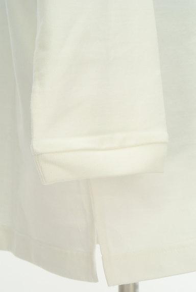 antiqua(アンティカ)の古着「ドロップショルダーカットソー(カットソー・プルオーバー)」大画像5へ