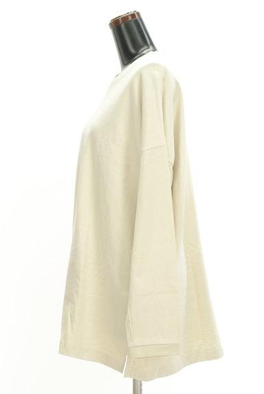 antiqua(アンティカ)の古着「ドロップショルダーカットソー(カットソー・プルオーバー)」大画像3へ