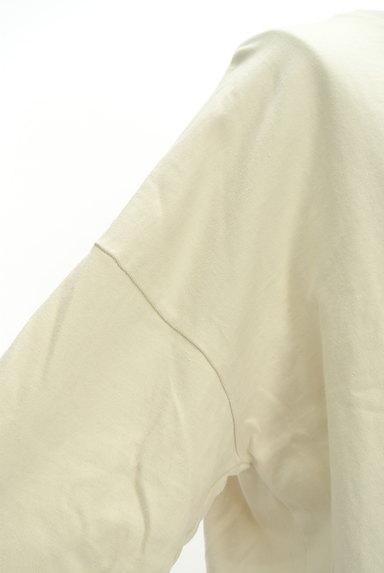 antiqua(アンティカ)の古着「ドロップショルダーカットソー(カットソー・プルオーバー)」大画像4へ