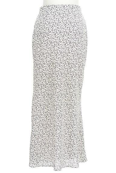 MERCURYDUO(マーキュリーデュオ)の古着「総柄ロングナロースカート(ロングスカート・マキシスカート)」大画像2へ