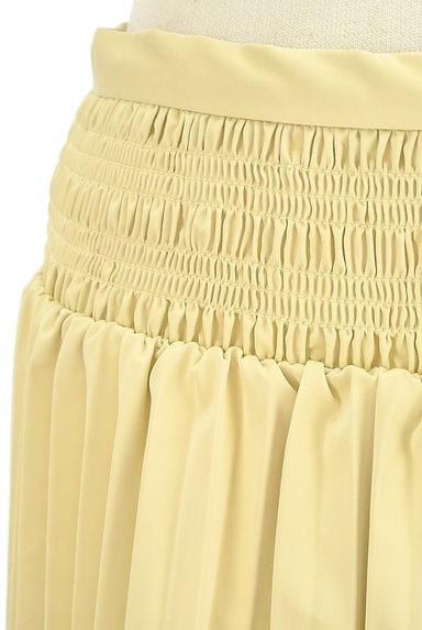 MERCURYDUO(マーキュリーデュオ)の古着「エコレザーロングプリーツスカート(ロングスカート・マキシスカート)」大画像4へ