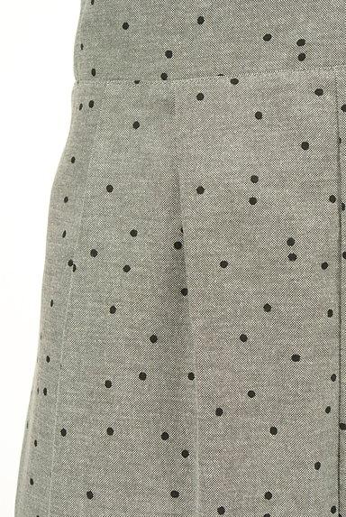 SM2(サマンサモスモス)の古着「バックシャンドット柄サロペット(オーバーオール・サロペット)」大画像4へ