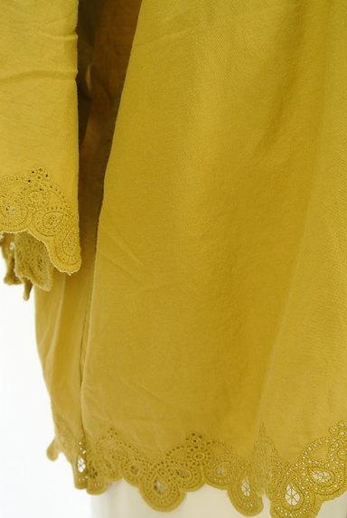SM2(サマンサモスモス)の古着「レースアップフレア七分袖カットソー(カットソー・プルオーバー)」大画像5へ