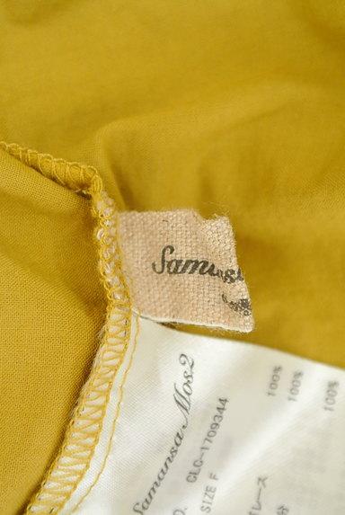 SM2(サマンサモスモス)の古着「レースアップフレア七分袖カットソー(カットソー・プルオーバー)」大画像6へ