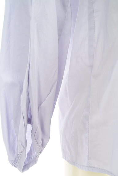 SM2(サマンサモスモス)の古着「刺繍スカラップカットソー(カットソー・プルオーバー)」大画像5へ