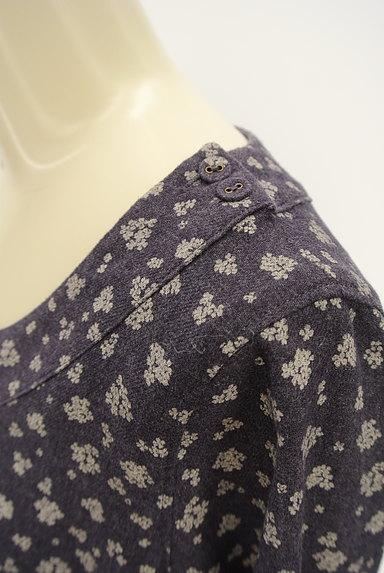 SM2(サマンサモスモス)の古着「小花柄でレトロ長袖ワンピース(ワンピース・チュニック)」大画像4へ