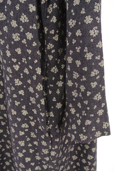 SM2(サマンサモスモス)の古着「小花柄でレトロ長袖ワンピース(ワンピース・チュニック)」大画像5へ