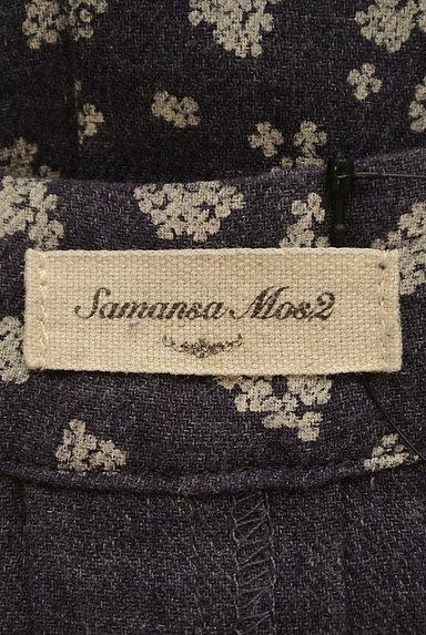 SM2(サマンサモスモス)の古着「小花柄でレトロ長袖ワンピース(ワンピース・チュニック)」大画像6へ