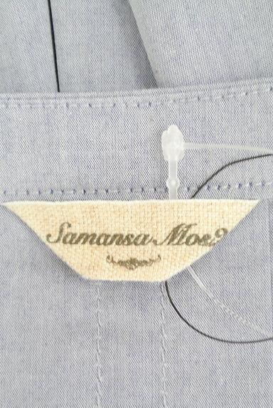 SM2(サマンサモスモス)の古着「バックリボン七分袖カットソー(カットソー・プルオーバー)」大画像6へ