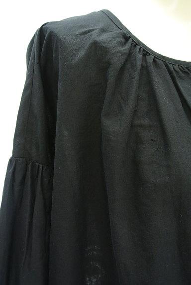 SM2(サマンサモスモス)の古着「カットワークレースボリューム袖カットソー(ブラウス)」大画像4へ