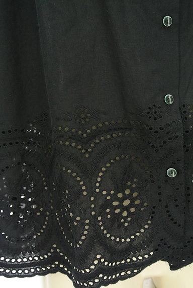 SM2(サマンサモスモス)の古着「カットワークレースボリューム袖カットソー(ブラウス)」大画像5へ
