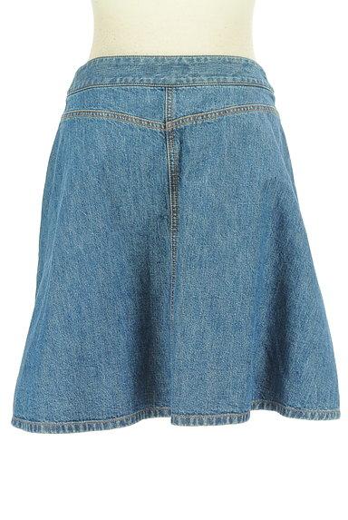 DO!FAMILY(ドゥファミリー)の古着「デニムフレアミニスカート(ミニスカート)」大画像2へ