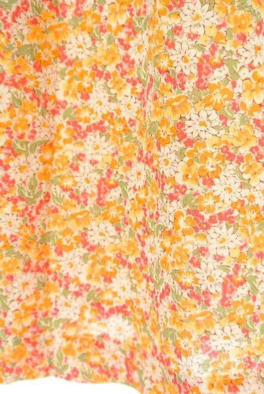 DO!FAMILY(ドゥファミリー)の古着「小花柄ミディ丈フレアスカート(スカート)」大画像5へ