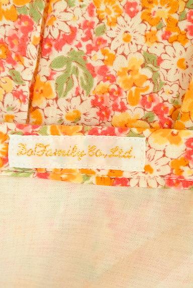 DO!FAMILY(ドゥファミリー)の古着「小花柄ミディ丈フレアスカート(スカート)」大画像6へ
