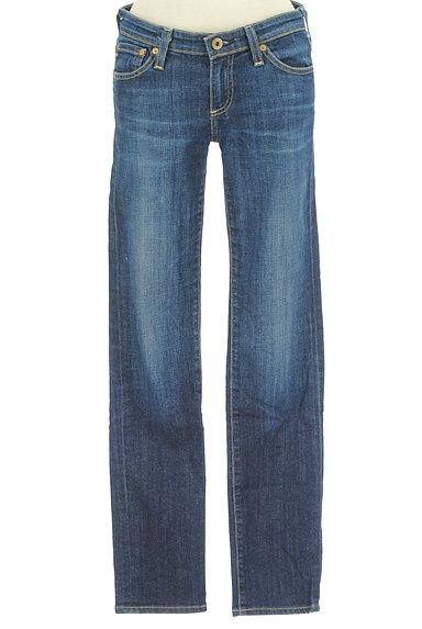 AG jeans(エージー)の古着「スキニーデニムパンツ(デニムパンツ)」大画像1へ