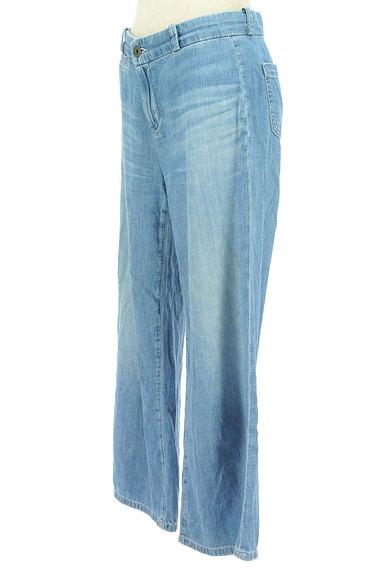 AG jeans(エージー)の古着「ワイドデニムパンツ(デニムパンツ)」大画像3へ