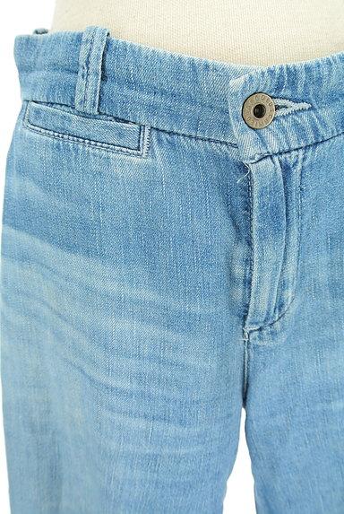 AG jeans(エージー)の古着「ワイドデニムパンツ(デニムパンツ)」大画像4へ