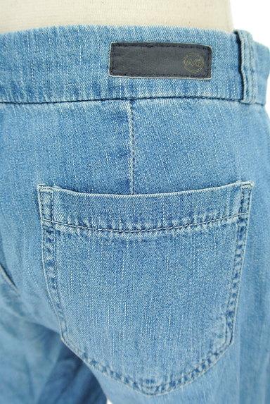 AG jeans(エージー)の古着「ワイドデニムパンツ(デニムパンツ)」大画像5へ