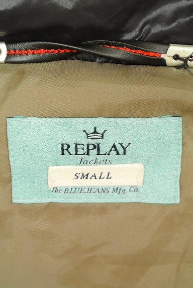 REPLAY(リプレイ)の古着「フーディダウンジャケット(ダウンジャケット・ダウンコート)」大画像6へ