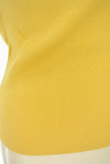 ROYAL PARTY(ロイヤルパーティ)の古着「アシメトリー半袖カラーニット(ニット)」大画像5へ