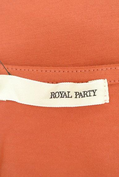 ROYAL PARTY(ロイヤルパーティ)の古着「ねじり袖ニュアンスカラートップス(カットソー・プルオーバー)」大画像6へ