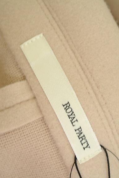 ROYAL PARTY(ロイヤルパーティ)の古着「ウエストリボンロングコート(コート)」大画像6へ