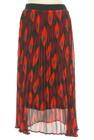 OSMOSIS(オズモーシス)の古着「ロングスカート・マキシスカート」前