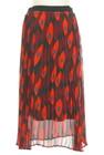 OSMOSIS(オズモーシス)の古着「ロングスカート・マキシスカート」後ろ