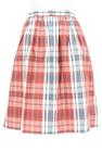 INED(イネド)の古着「スカート」後ろ