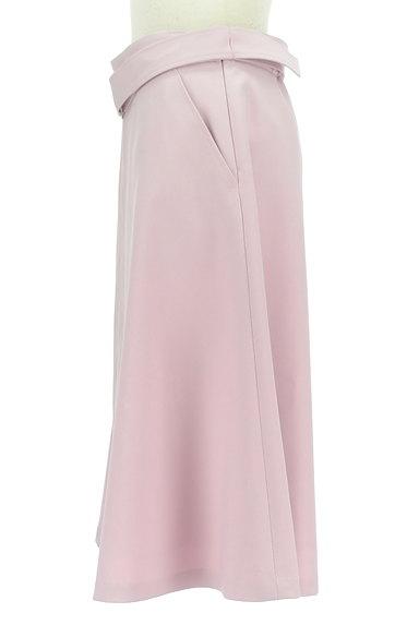 SunaUna(スーナウーナ)の古着「ベルト付き膝下丈フレアスカート(スカート)」大画像3へ
