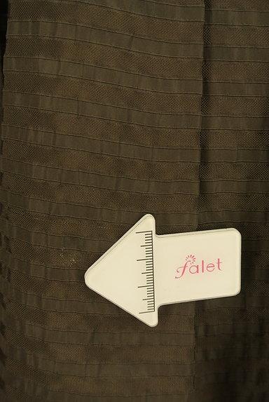 23区(23ク)の古着「膝下丈ボーダーフレアスカート(ロングスカート・マキシスカート)」大画像5へ