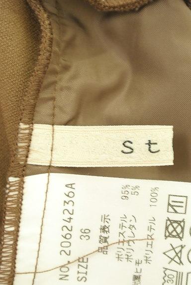 Stola.(ストラ)の古着「ウエストゴムストレッチパンツ(パンツ)」大画像6へ