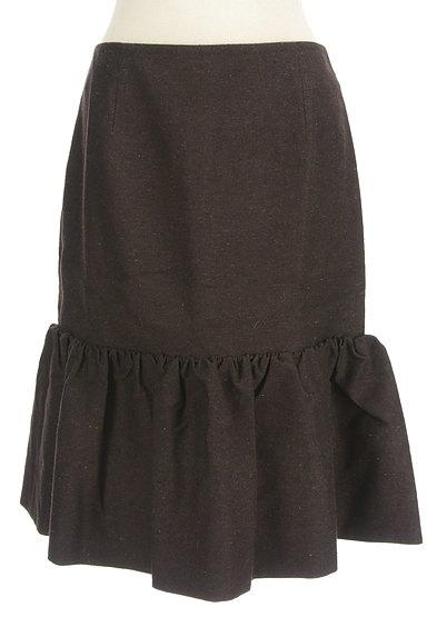 23区(23ク)の古着「切替フリル膝下丈スカート(スカート)」大画像1へ