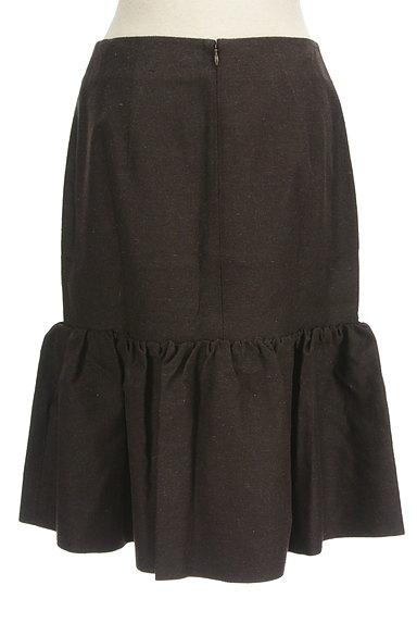 23区(23ク)の古着「切替フリル膝下丈スカート(スカート)」大画像2へ