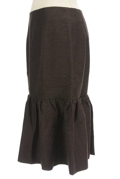 23区(23ク)の古着「切替フリル膝下丈スカート(スカート)」大画像3へ