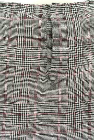 Reflect(リフレクト)の古着「フリル袖チェック柄カットソー(カットソー・プルオーバー)」大画像5へ