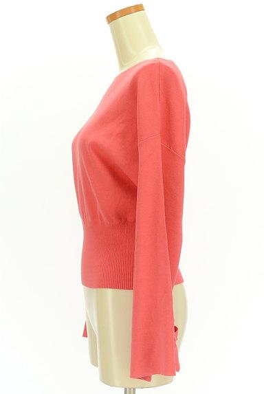 LagunaMoon(ラグナムーン)の古着「袖り凡ドルマンニット(ニット)」大画像3へ