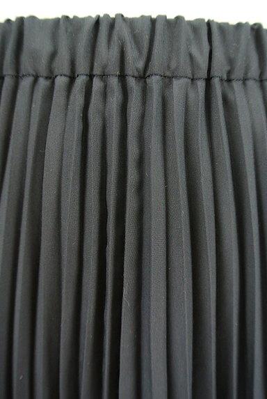 UNITED ARROWS(ユナイテッドアローズ)の古着「プリーツシアーロングスカート(ロングスカート・マキシスカート)」大画像4へ