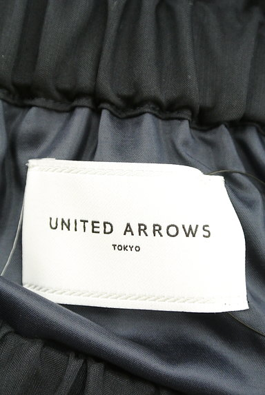 UNITED ARROWS(ユナイテッドアローズ)の古着「プリーツシアーロングスカート(ロングスカート・マキシスカート)」大画像6へ