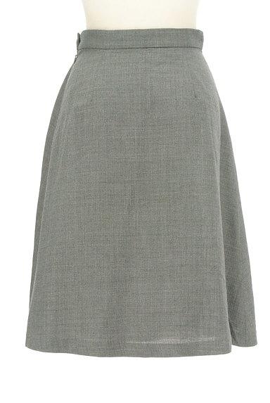 NATURAL BEAUTY BASIC(ナチュラルビューティベーシック)の古着「サイドタック膝下丈スカート(スカート)」大画像2へ