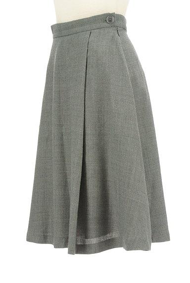 NATURAL BEAUTY BASIC(ナチュラルビューティベーシック)の古着「サイドタック膝下丈スカート(スカート)」大画像3へ