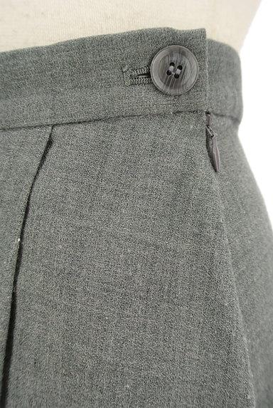NATURAL BEAUTY BASIC(ナチュラルビューティベーシック)の古着「サイドタック膝下丈スカート(スカート)」大画像4へ