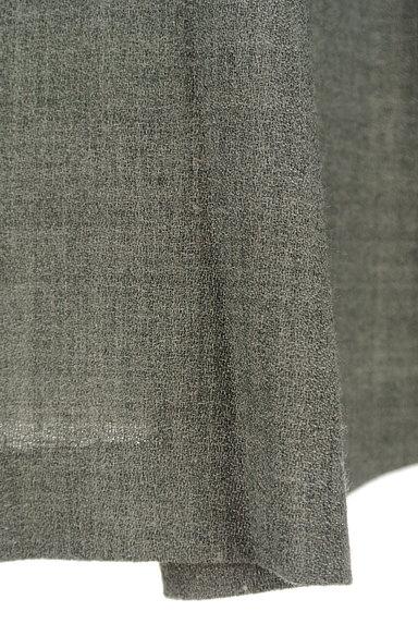 NATURAL BEAUTY BASIC(ナチュラルビューティベーシック)の古着「サイドタック膝下丈スカート(スカート)」大画像5へ
