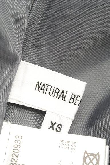 NATURAL BEAUTY BASIC(ナチュラルビューティベーシック)の古着「サイドタック膝下丈スカート(スカート)」大画像6へ