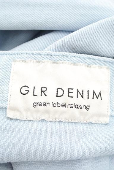 UNITED ARROWS(ユナイテッドアローズ)の古着「裾フリンジストレートデニムパンツ(デニムパンツ)」大画像6へ