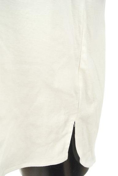 UNITED ARROWS(ユナイテッドアローズ)の古着「5分袖スキッパーカットソー(カットソー・プルオーバー)」大画像5へ
